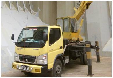 unit mobil tangga 14 meter