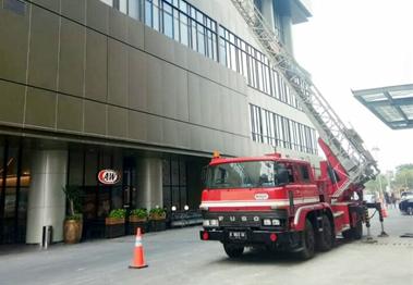 unit mobil tangga 35 meter